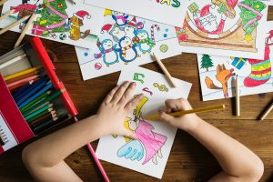 top angle photo of child holding pencil while drawing female angel playing wind instrument 300x200 - top-angle-photo-of-child-holding-pencil-while-drawing-female-angel-playing-wind-instrument