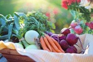a basket of fresh vegetable for nutrition day 300x200 - a basket of fresh vegetable for nutrition day